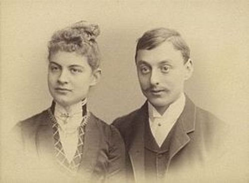 Helene Müller and Anton Kröller