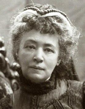 Alfred Nobel girlfriend Bertha von Suttner