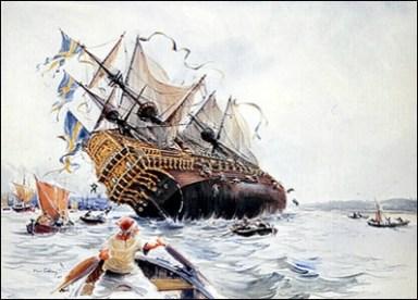 Nils Stodberg Vasa kantrar