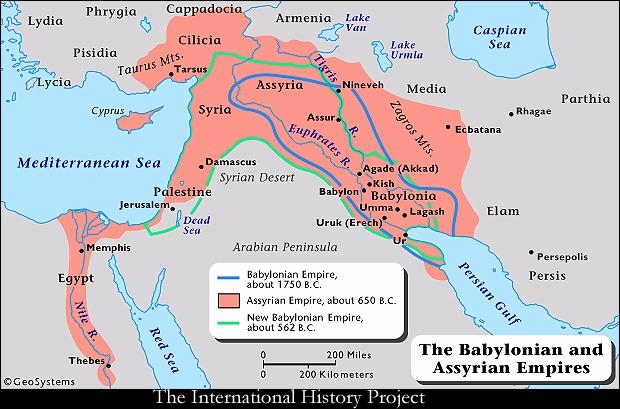 assyrianmap