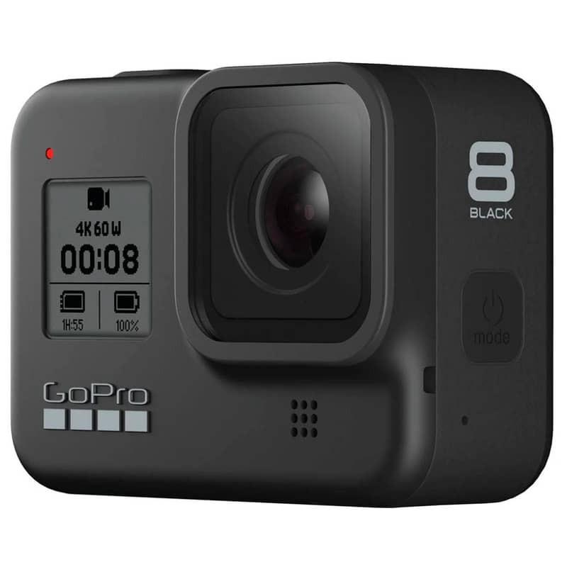 GoPro Hero 8 - travel blogging gear