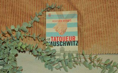 «Le tatoueur d'Auschwitz» d'Heather Morris