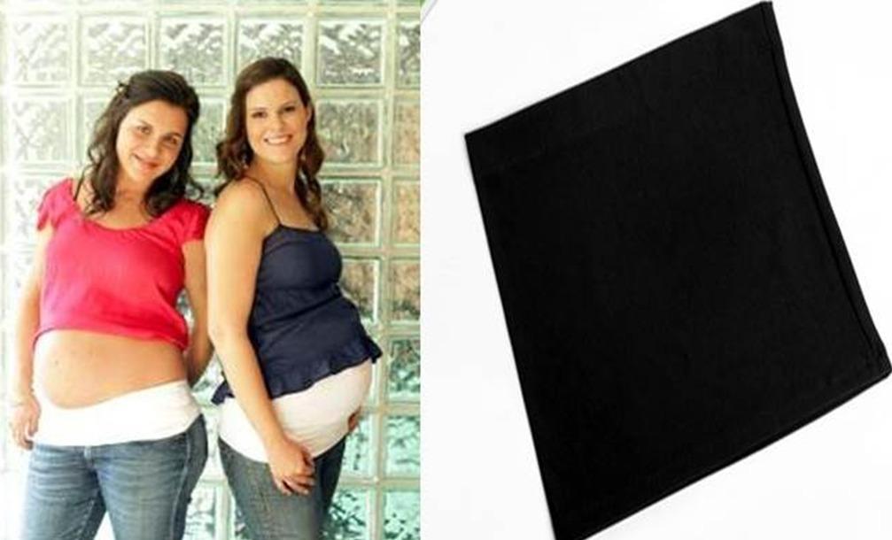 Adaptador Faja Embarazo Maternidad Post Parto Cosasdelquerer   48900 en Mercado Libre