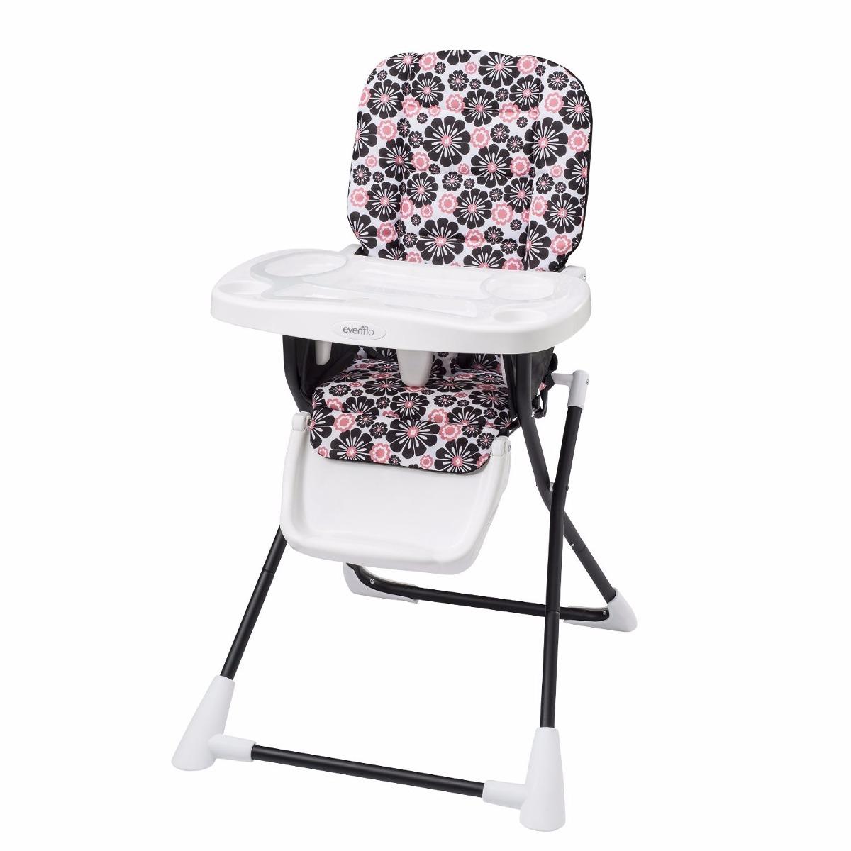 evenflo compact high chair french script paquete penelope portabebe carreola cuna silla