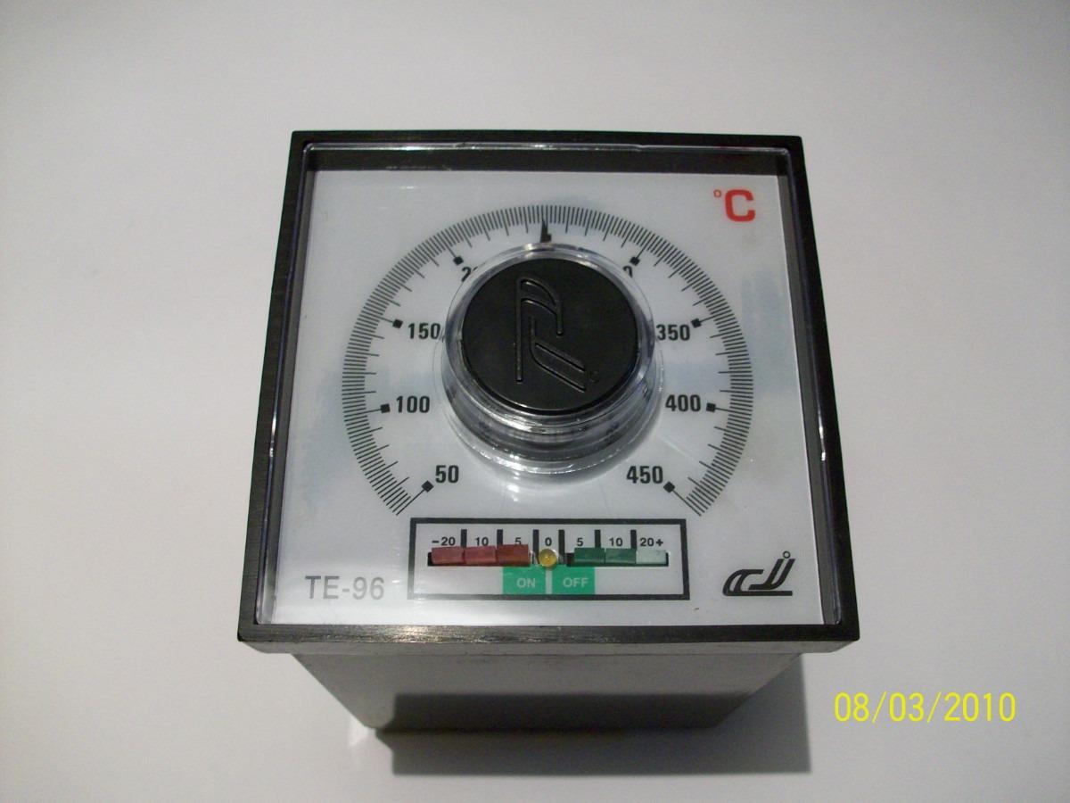 Pirometro Analogo 4 X 4 Y Termopar Tipo J Ext De 1 Metro   63000 en MercadoLibre