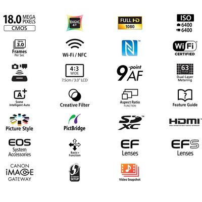 Oferta Canon Kit Completo T6 Dslr 4 Lentes Y Mas