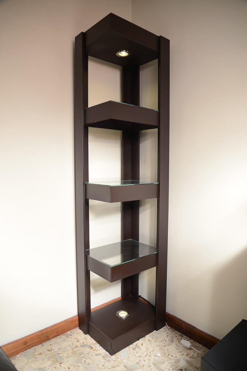 Decorar cuartos con manualidades Mueble esquinero de madera