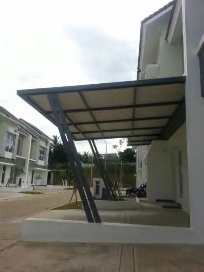 kanopi baja ringan vs besi hollow beberapa model rumah minimalis 2020 jasa kontraktor bangunan