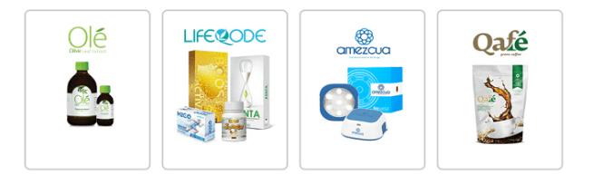 qnet produits santé