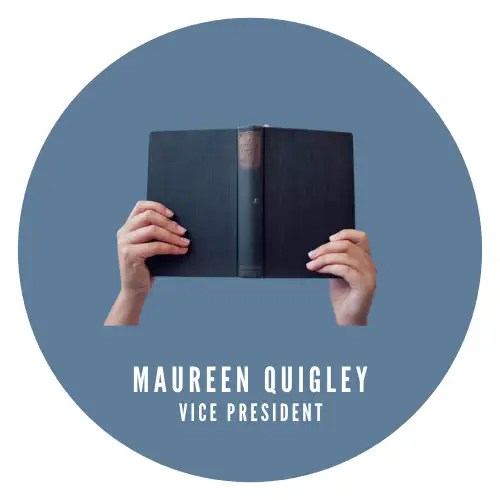 Placeholder photo for Maureen Quigley. KCLL Foundation Board Vice President.