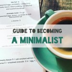 Guide to Becoming a Minimalist