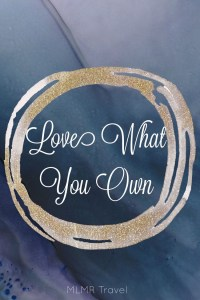 Love What You Own