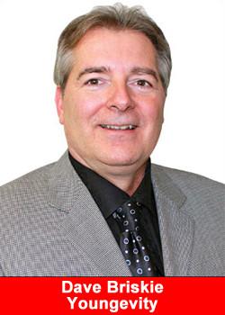 Dave Briskie CFO - Youngevity