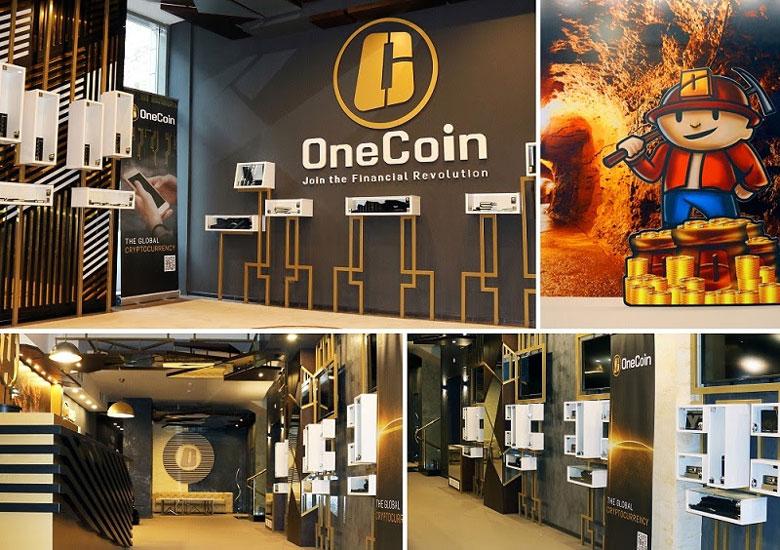 OneCoin Cryptocenter