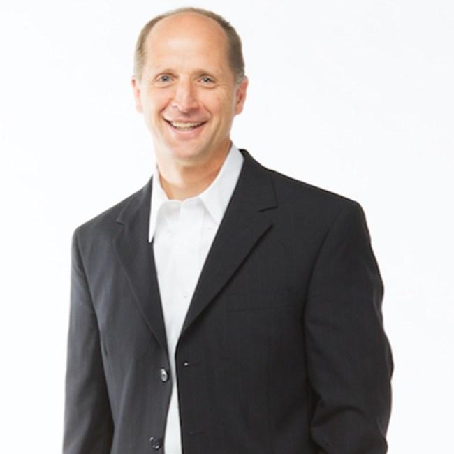 Paul Jones, USANA's Chief Leadership Development Officer. (PRNewsfoto/USANA Health Sciences)