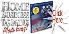 home based business tax savings