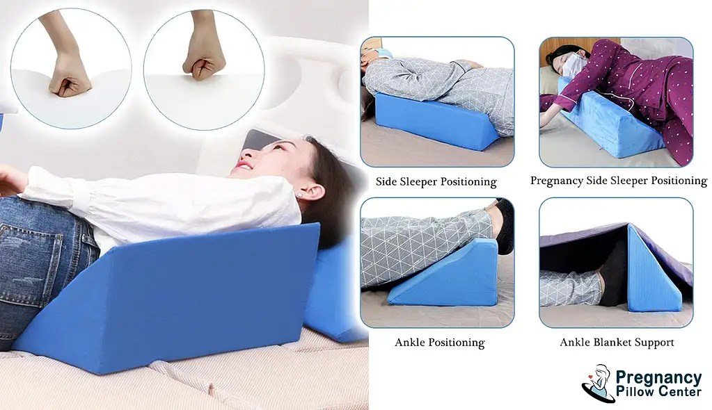 back support sleeping pregnancy pillow