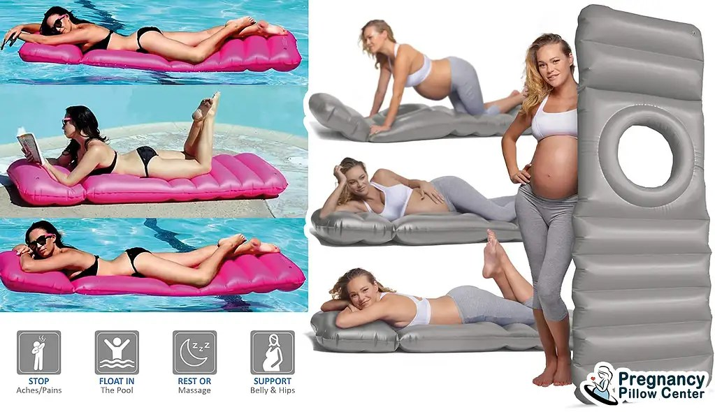 stomach sleeping pregnancy pillow how