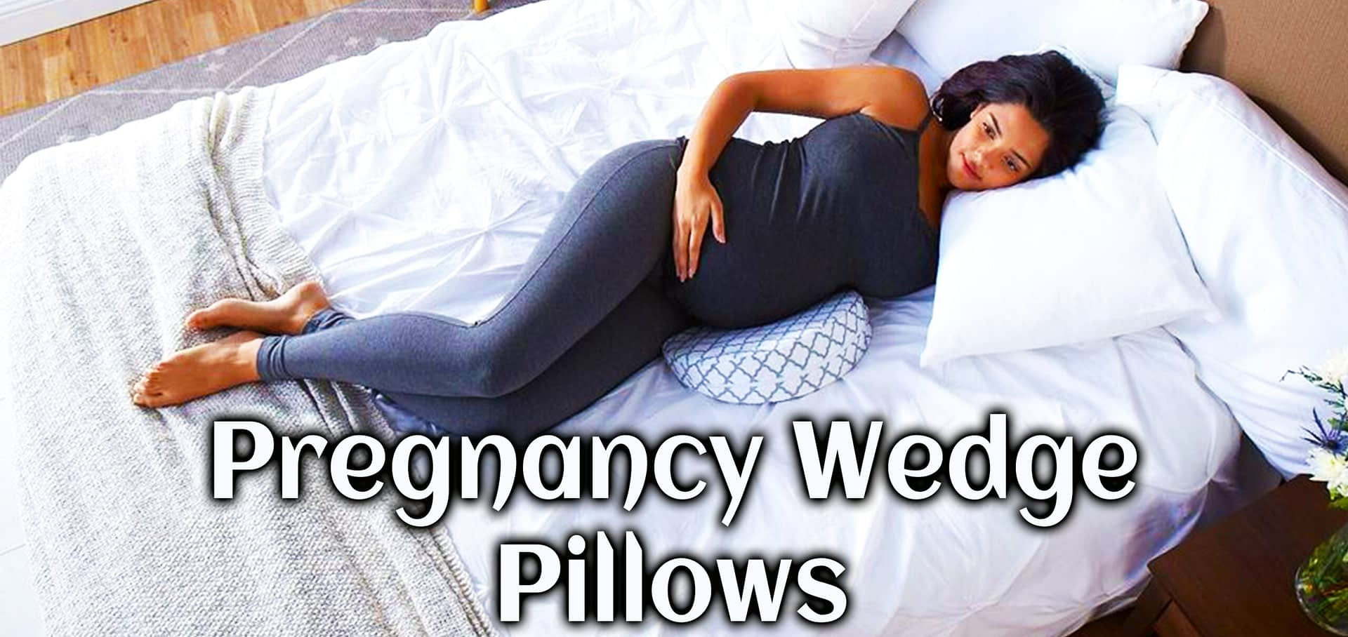 how useful pregnancy wedge pillow is