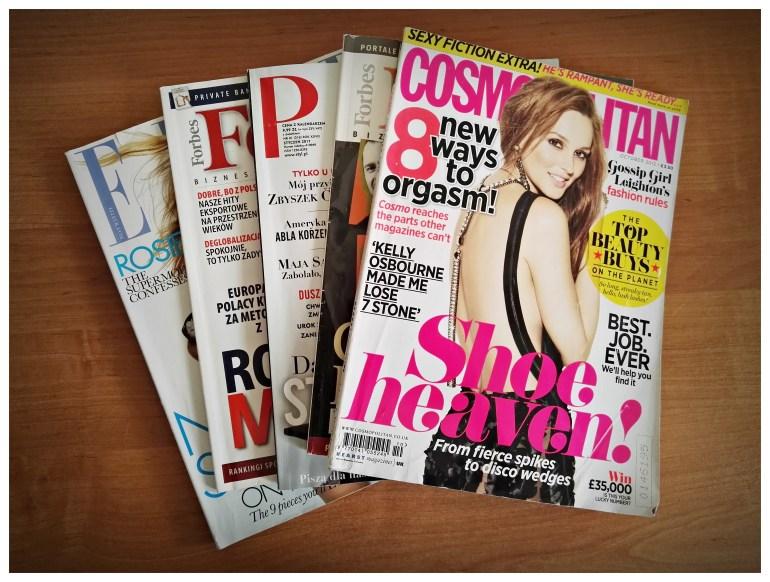 gazety dla kobiet