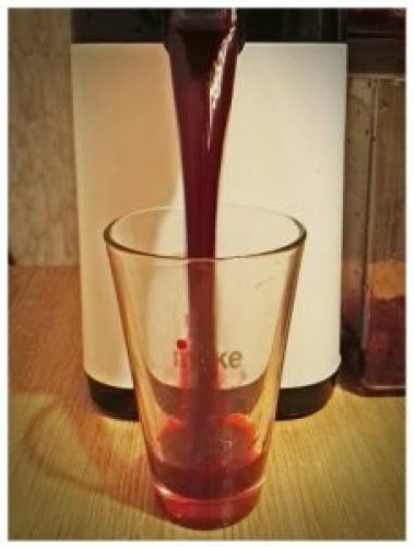 sok z buraków przepis