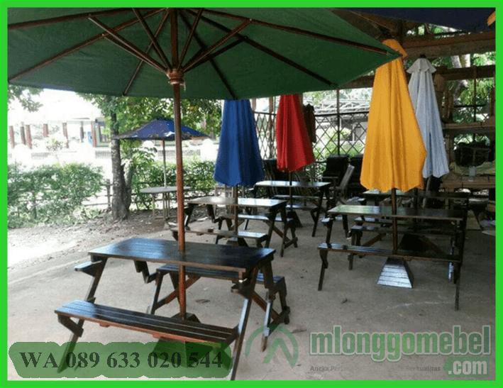 kursi magic dengan payung