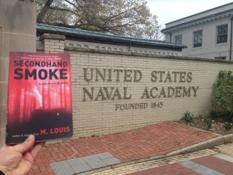 at the US Naval Academy, Annapolis, MD