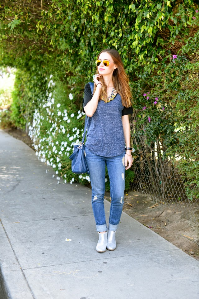 casual weekend outfit, M Loves M