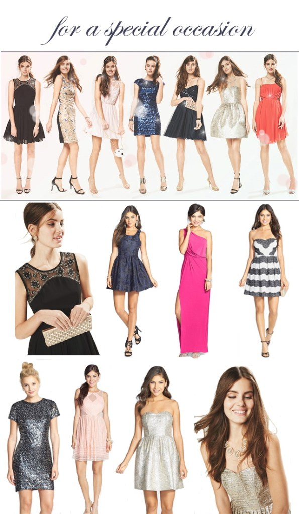 Nordstrom Special Occasion Dresses under $100, via M Loves M @marmar {click through for product links and details}