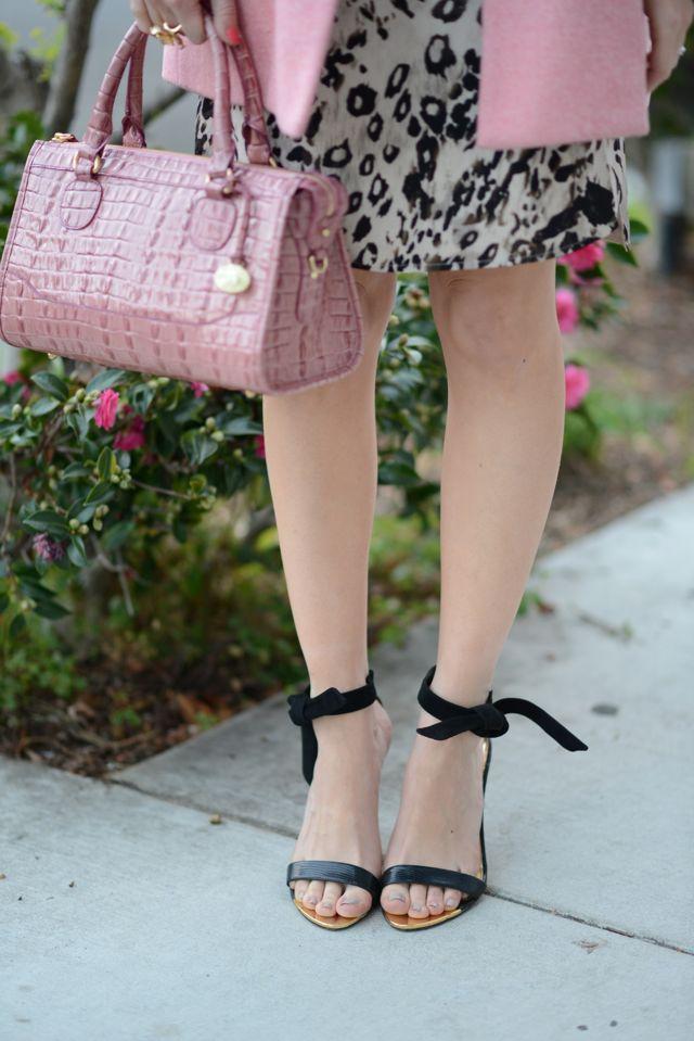 Ted Baker black suede sandals via M Loves M @marmar