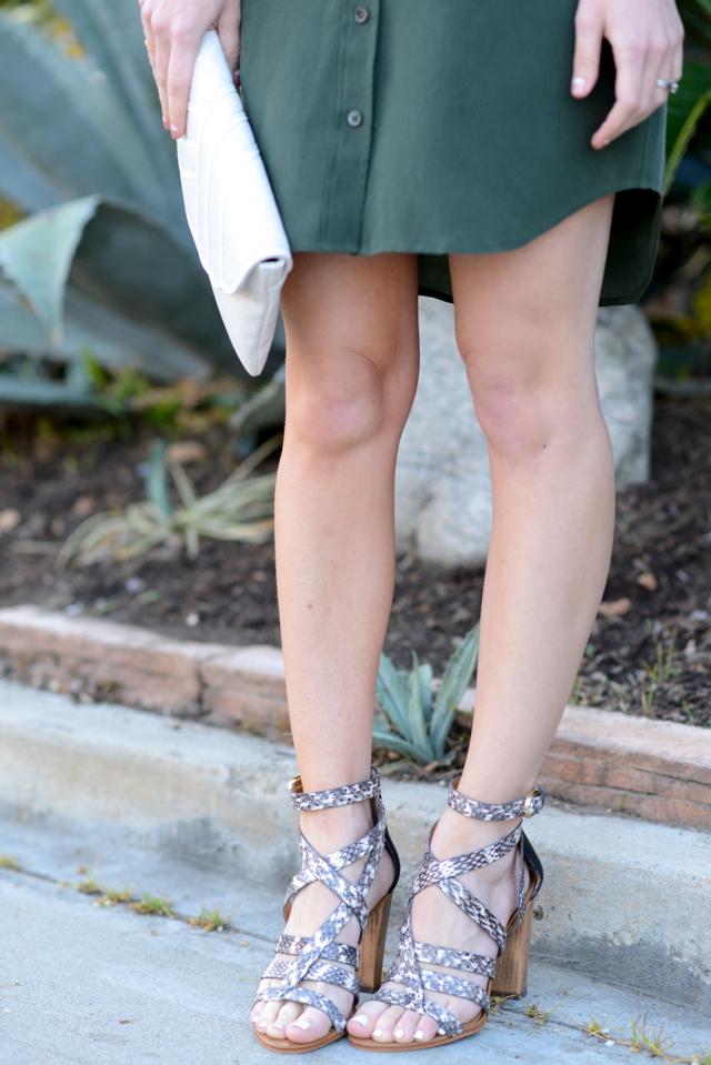 dolce vita nolin snakeskin sandals M Loves M @marmar