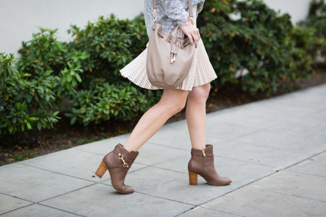 isola buckle booties from nordstrom M Loves M @marmar