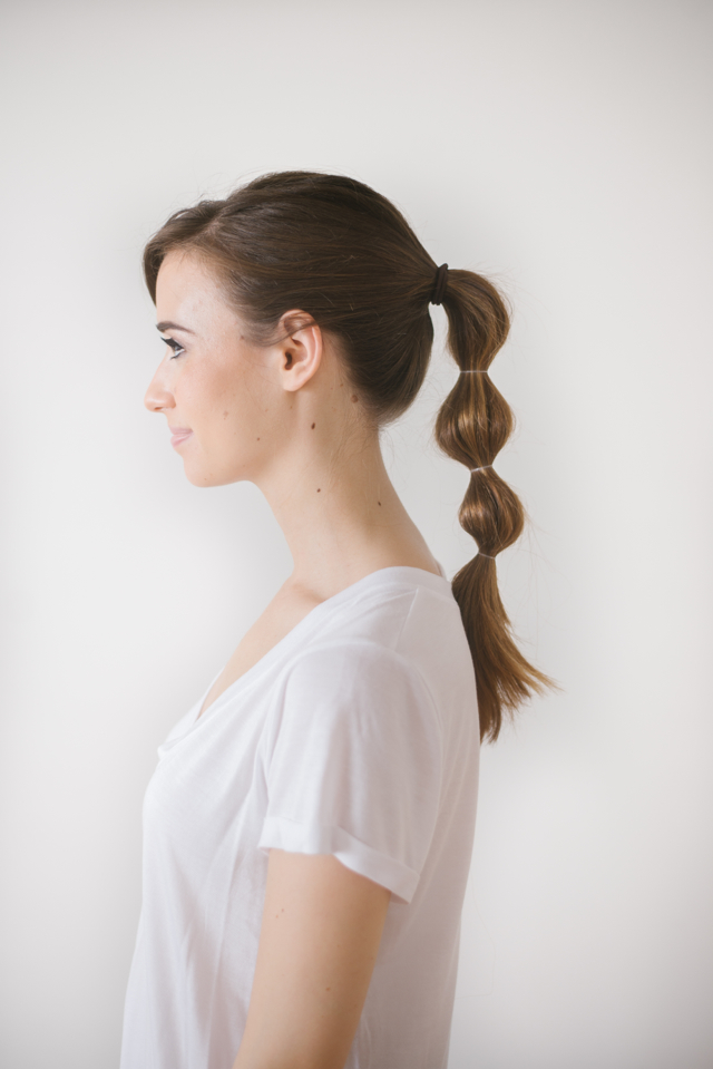 Styling Your Hair Monday-Friday M Loves M @marmar