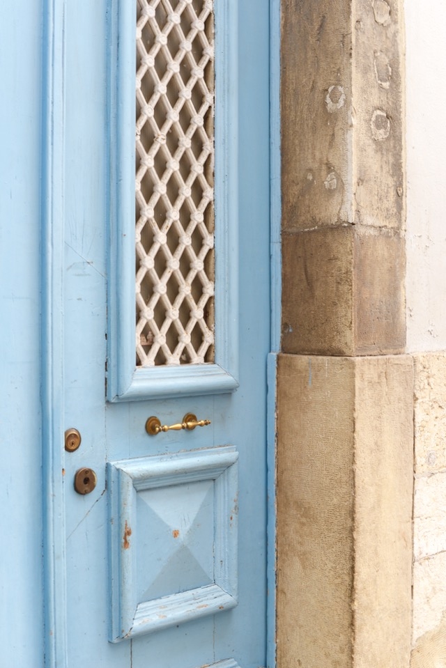 beautiful doors in Lisbon M Loves M Portugal Travel Diary @marmar