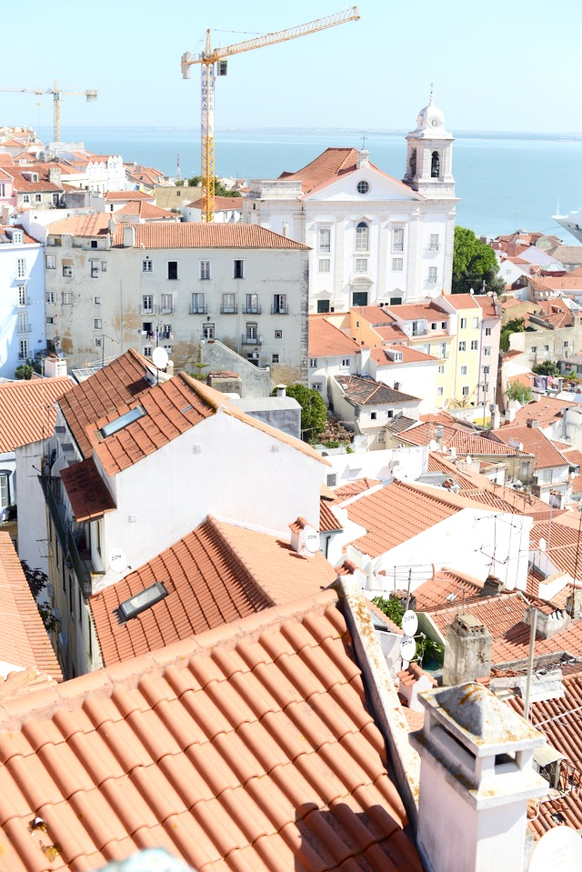 most beautiful area in Lisbon, the alfama district M Loves M @marmar