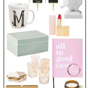 Holiday 2015 Gift Guide Inspiration for the Hostess M Loves M @marmar