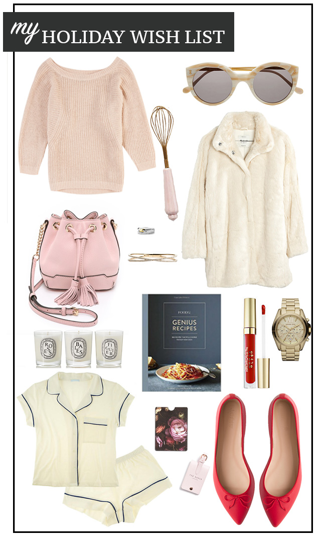 My Holiday Wish List by M Loves M
