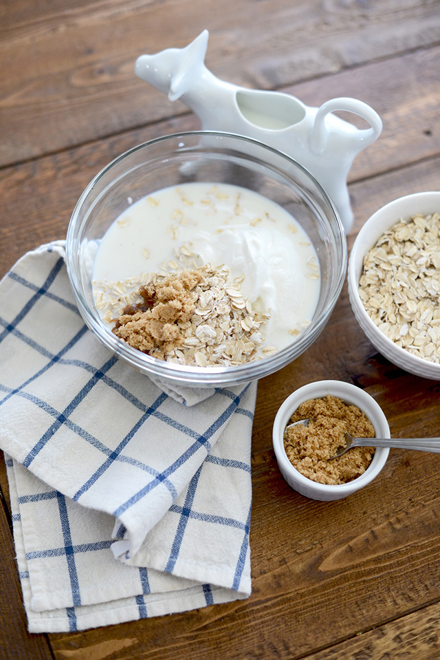 a healthy and easy breakfast idea that takes less than 20 minute to prepare