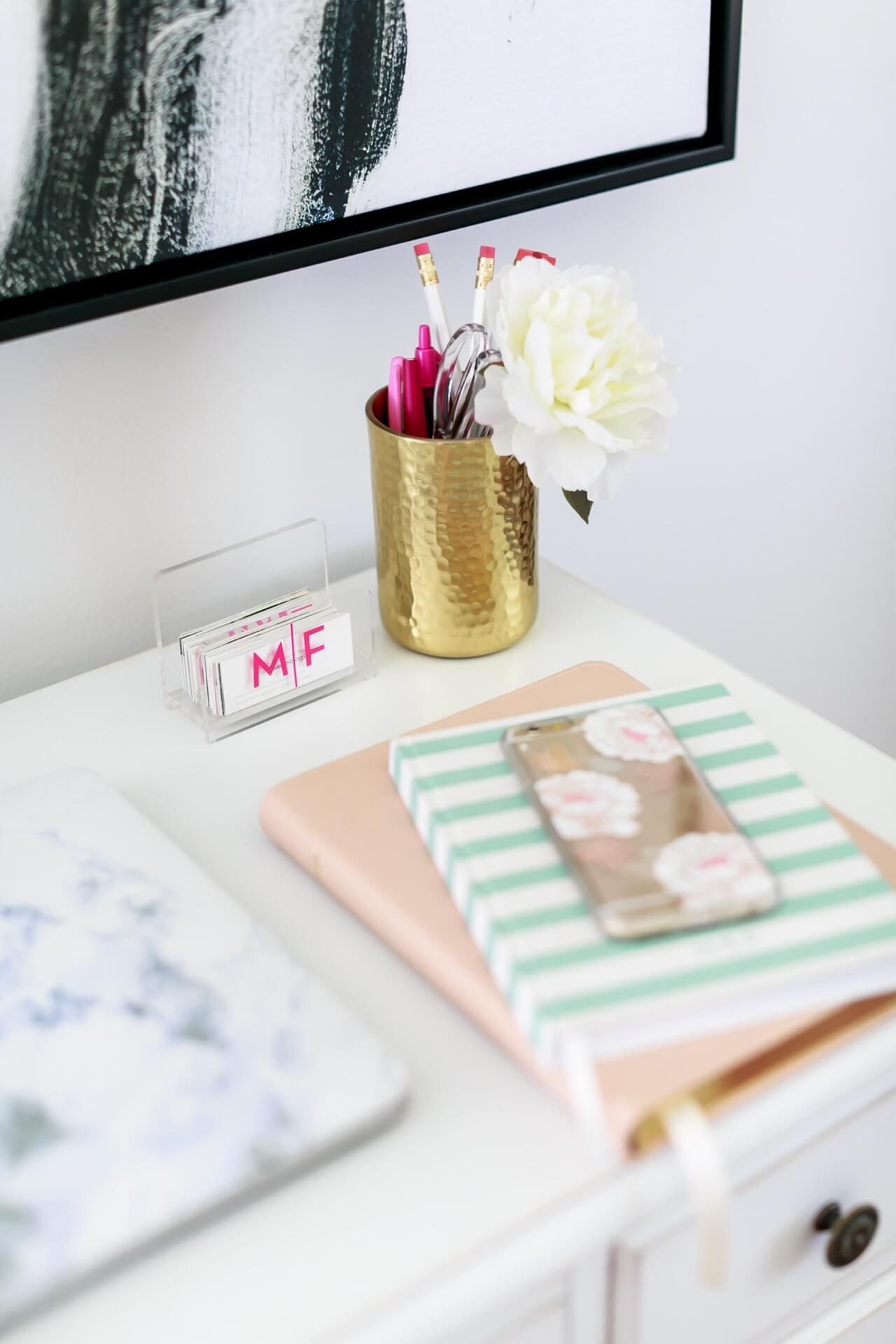 desk essentials