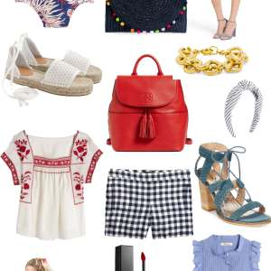 4th of july americana style - pieces you'll wear all summer long!