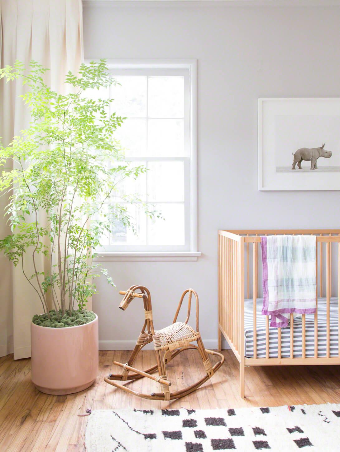 california modern nursery