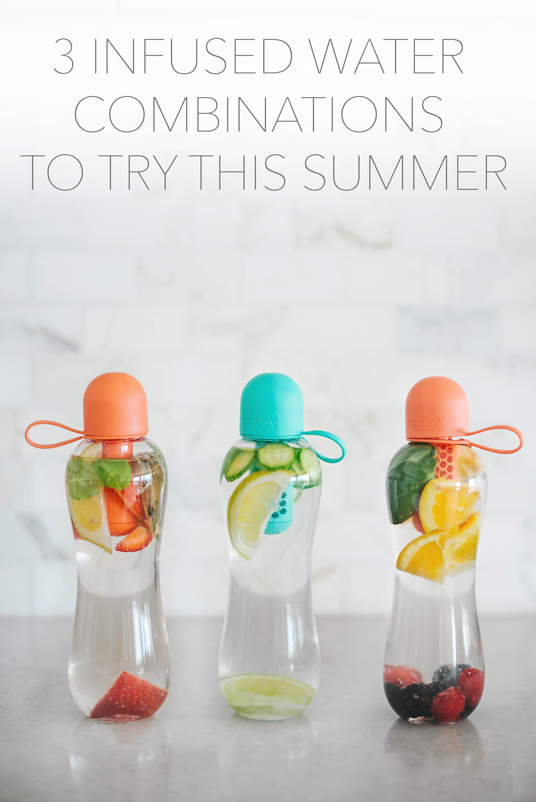 f69df6f63c 3 Infused Water Combinations to Keep You Hydrated This Summer | M ...