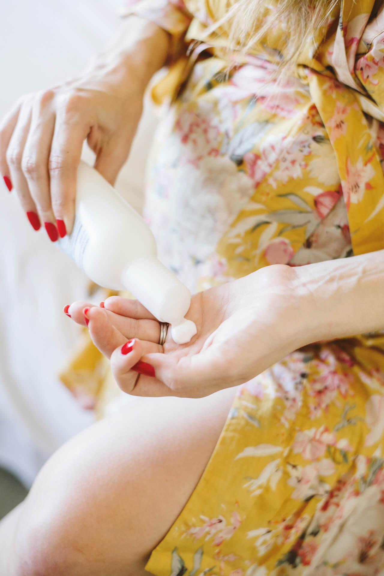 nuskin intense body moisturizer