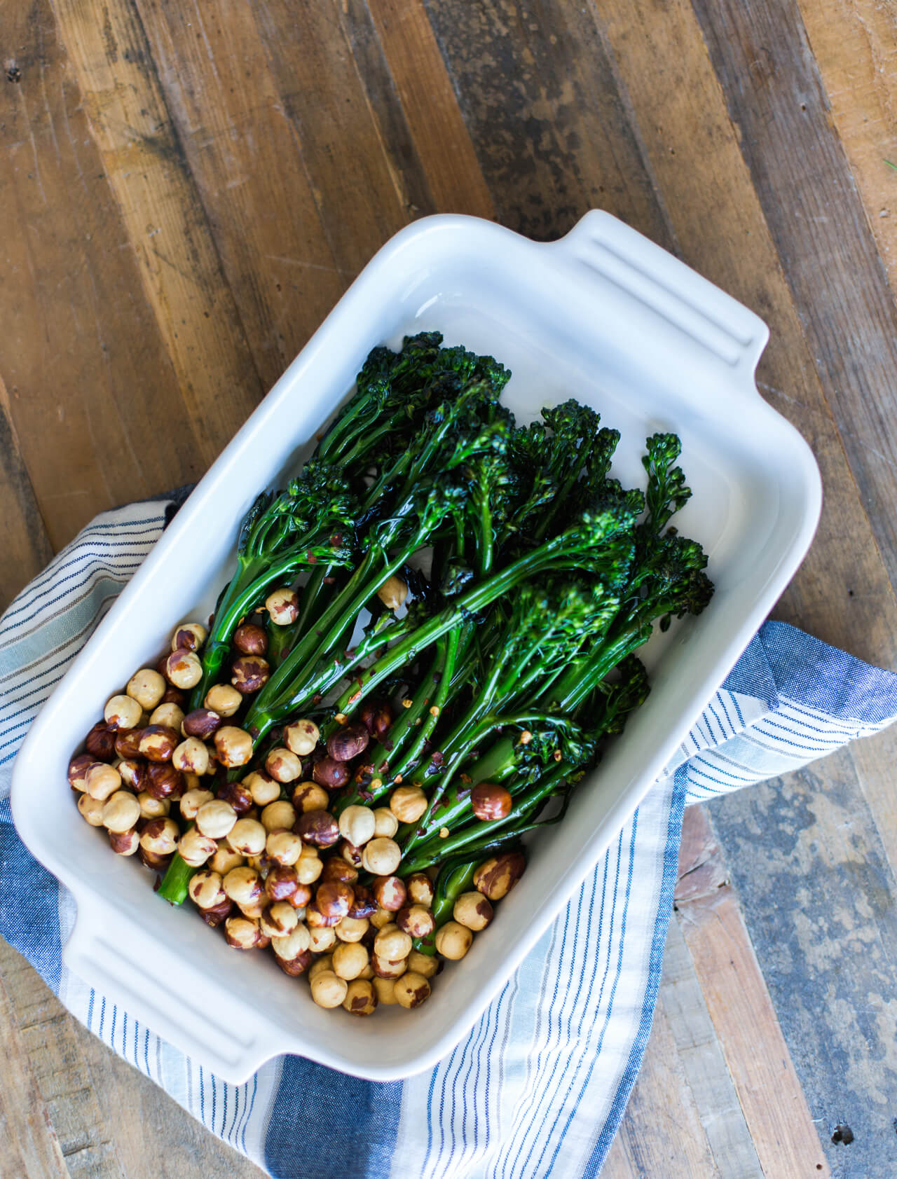 talking about pregnancy superfoods-broccoli (plus a healthy and delicious side dish recipe)