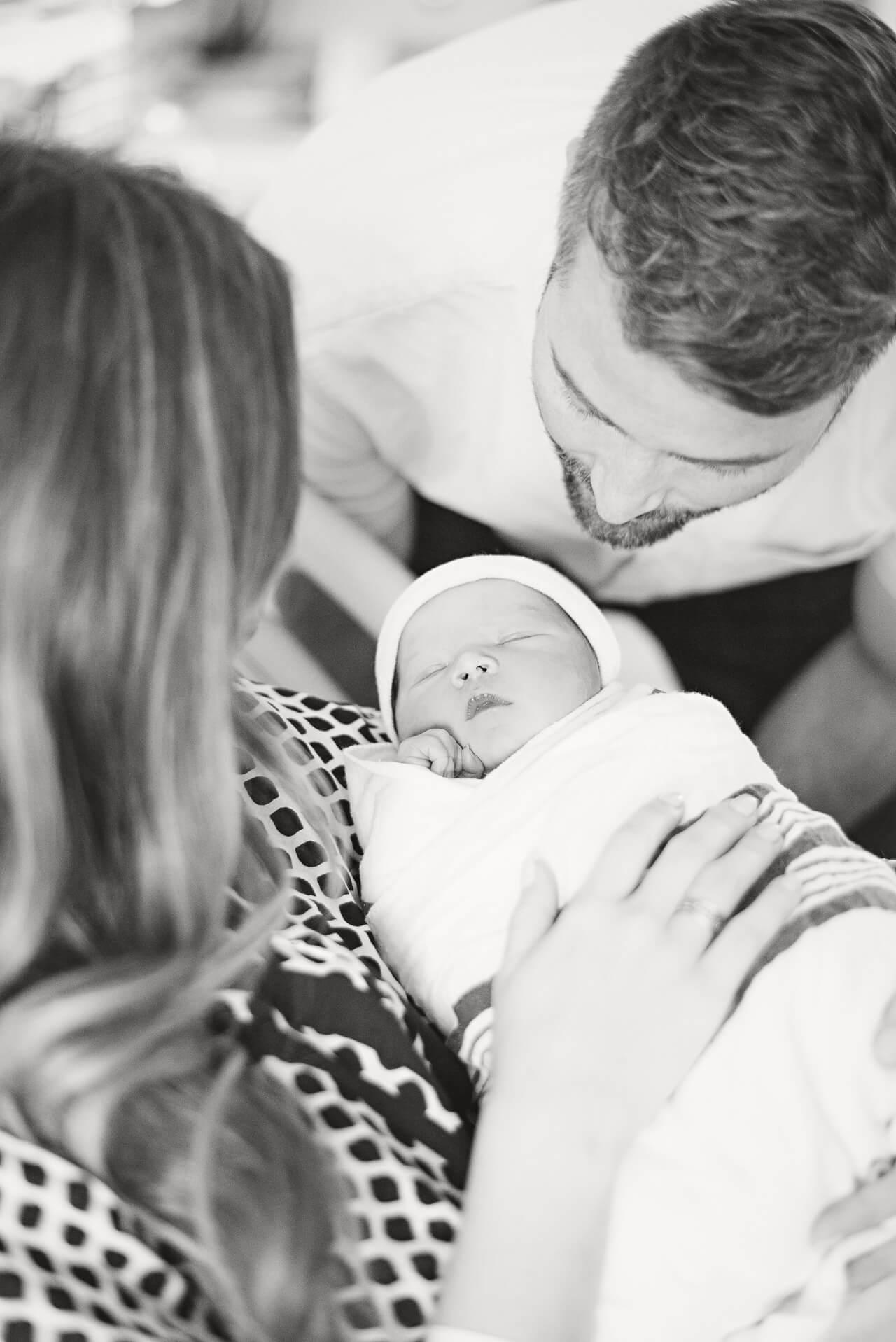 family hospital photos - M Loves M Birth Story