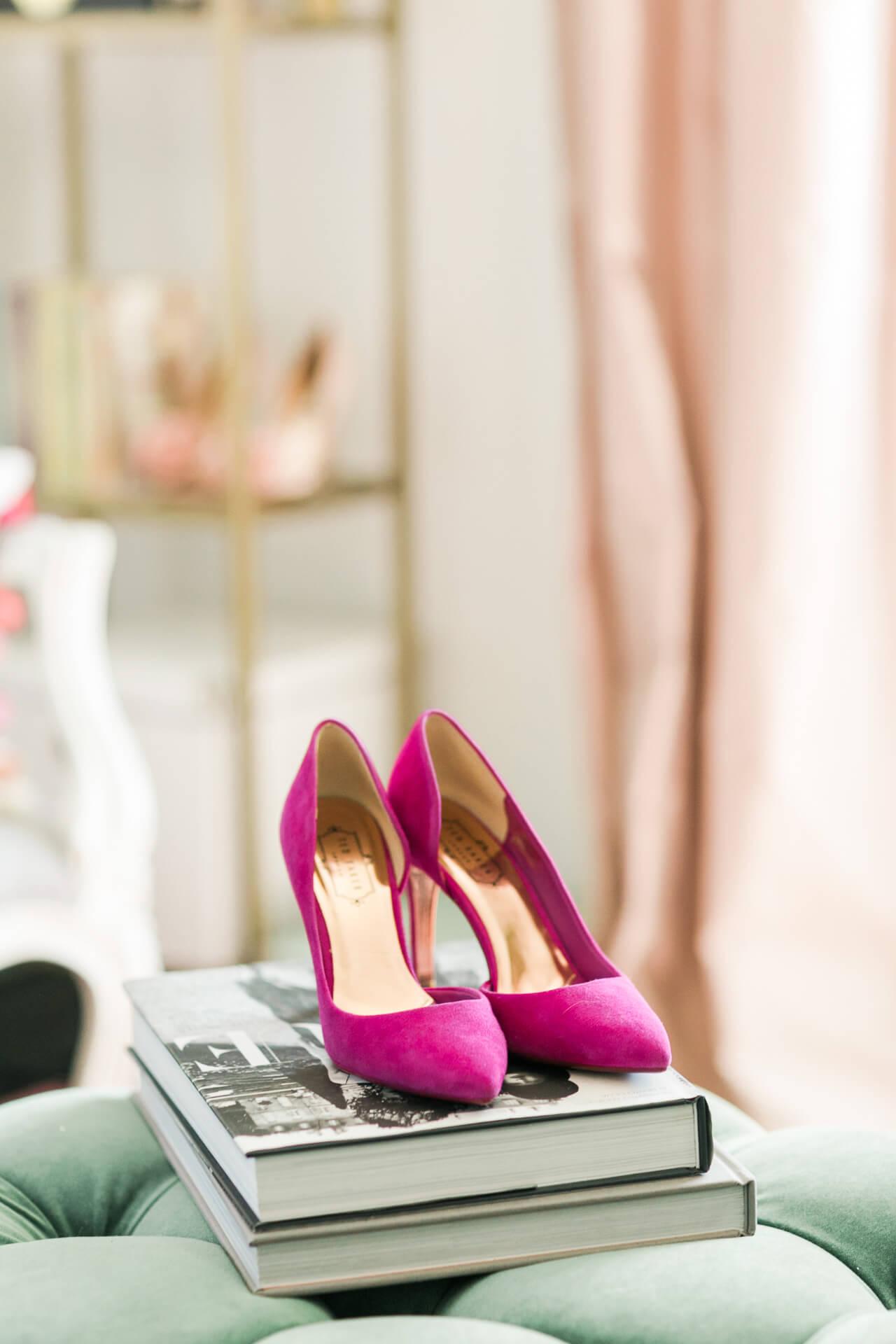 feminine office inspiration - M Loves M @marmar