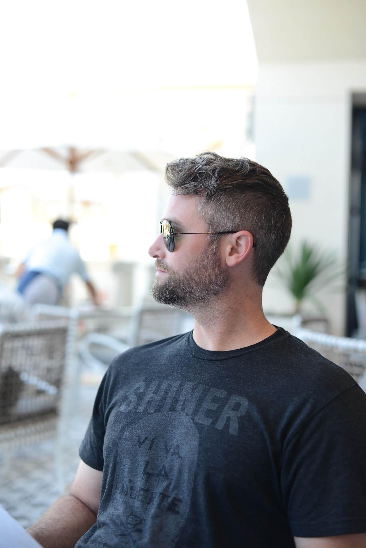 Matthew at Monarch Beach Resort