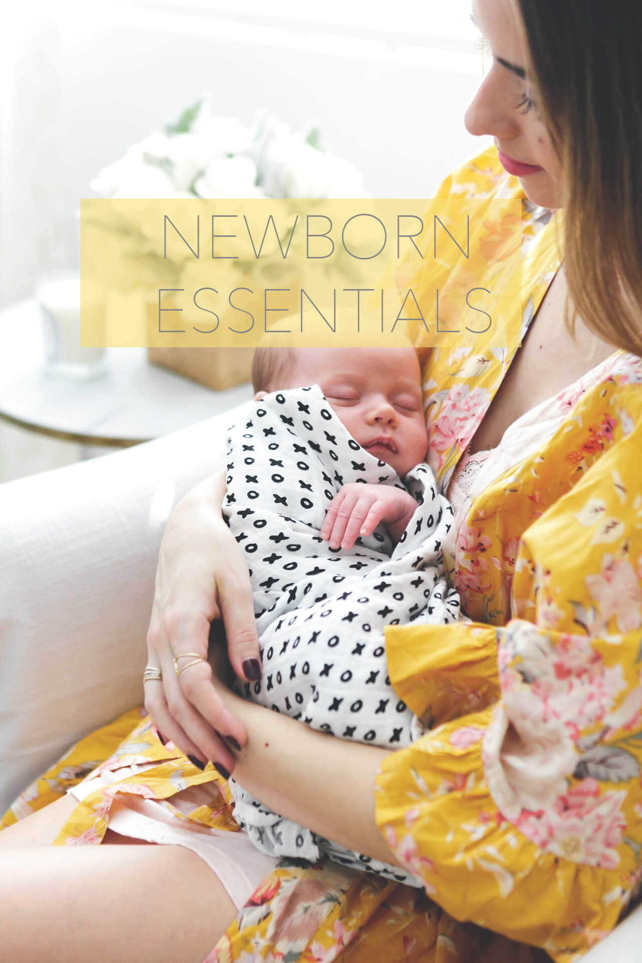 Newborn Essentials - M Loves M @marmar