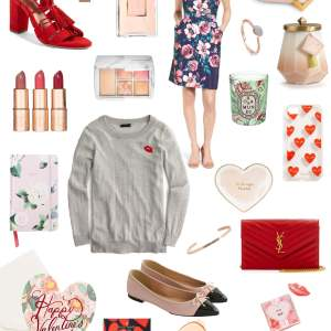 valentine's day gift guide 2017