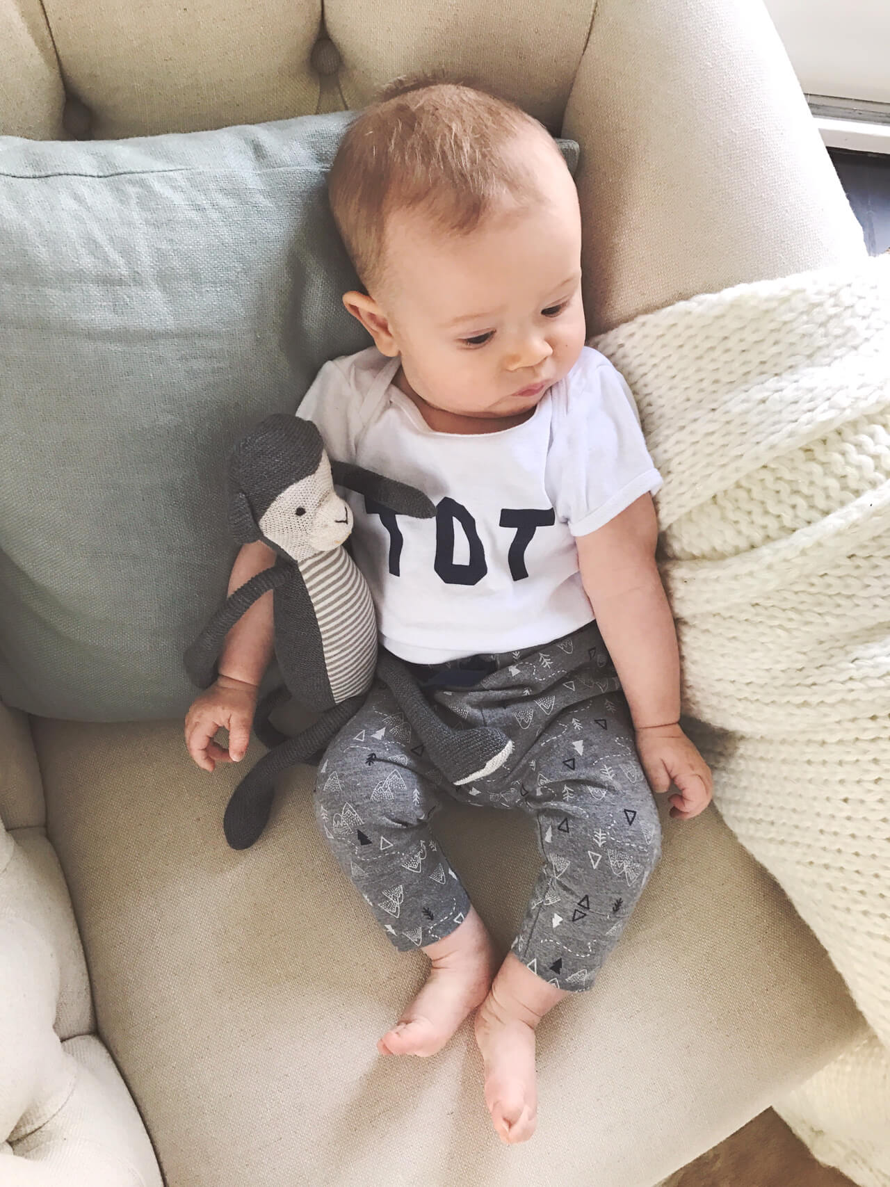 cute little tot